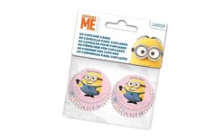 Stor Mini Baking Cups Minions 60 ocs