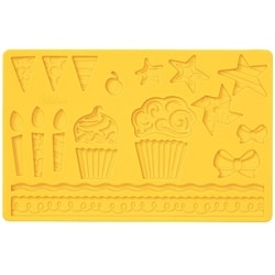 FGP silicone mould Kids party