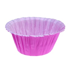 Baking cases for muffins self-supporting - purple 50 pc.