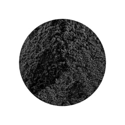 Black powdery mix for covering and modelling Montana 1 kg