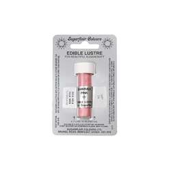 Lustre dust colour Shimmer Pink