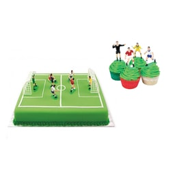 Cake toppers - Football
