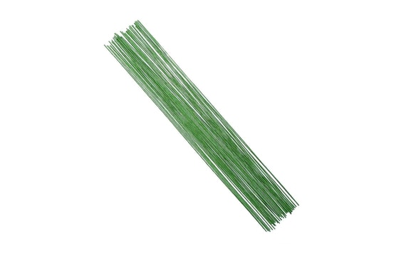WIRE GREEN 28 GAUGE (0.32 MM)