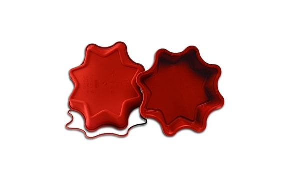 SILICONE MOULD STAR