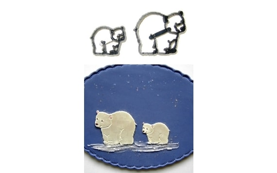PATCHWORK POLAR BEARS