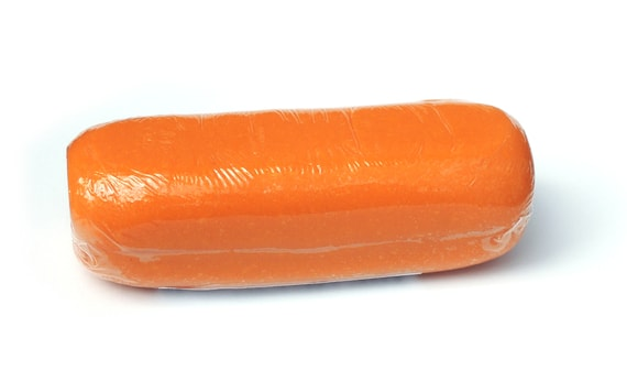 MARZIPAN FOR MODELLING 100 G (ORANGE)