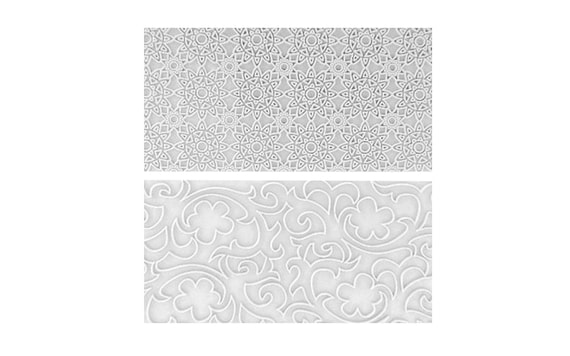IMPRESSION MATS CLASSIC LACE SET 3