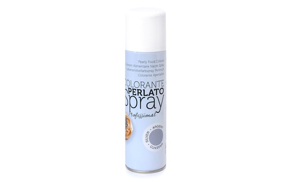 LUSTRE COLOUR SPRAY WHITE 250 ML (ARGENTO/SILVER)