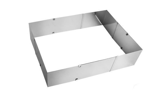 ADJUSTABLE CAKE TIN SQUARE/RECTANGLE