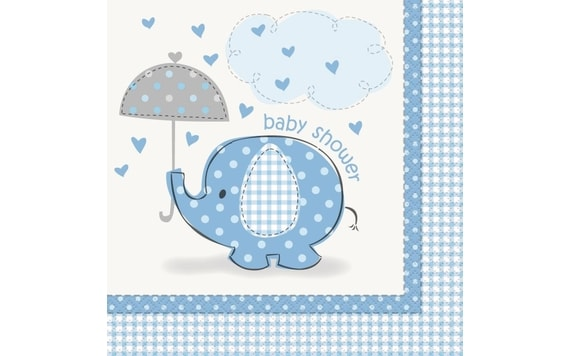 "UBROUSKY UMBRELLAPHANTS ""BABY SHOWER"" - KLUK / BOY 16 KS"