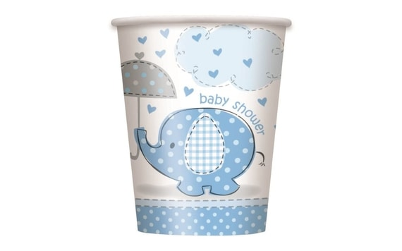 "KELÍMKY UMBRELLAPHANTS ""BABY SHOWER"" - KLUK / BOY 8 KS"