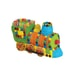 CAKE TIN TRAIN ENGINE 3D - 3D BAKING MOLDS - FOR BAKING