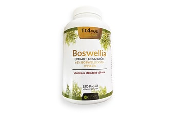 Fit4you Boswellia 150 tabliet
