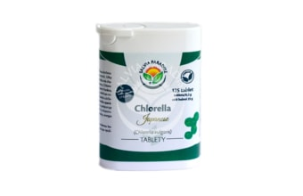 Chlorella Japanese tablety