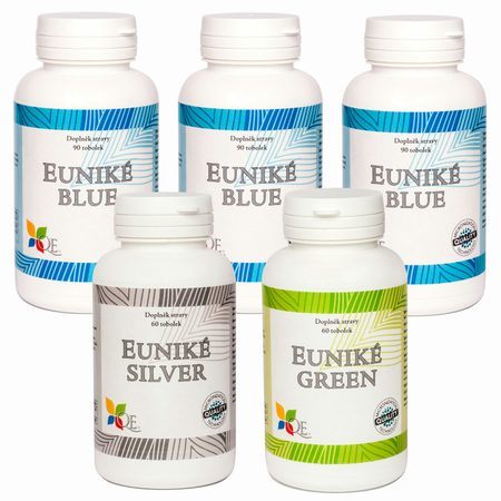 Euniké For Man / Chlorella (390 tobolek)