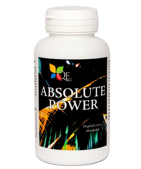 Absolute Power 60 kapsúl (Multivitamín - vitamín E, C, B)