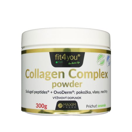 Fit4you Collagen Complex powder 300 g