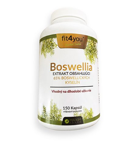 Fit4You Boswellia (150 kapslí)