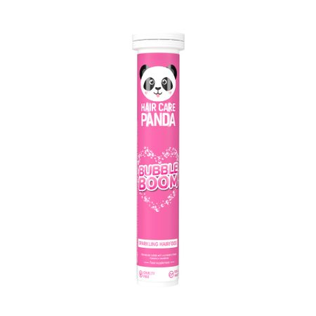 Tekutý kolagen Hair Care Panda Bubble Boom šumivé tablety 20 ks