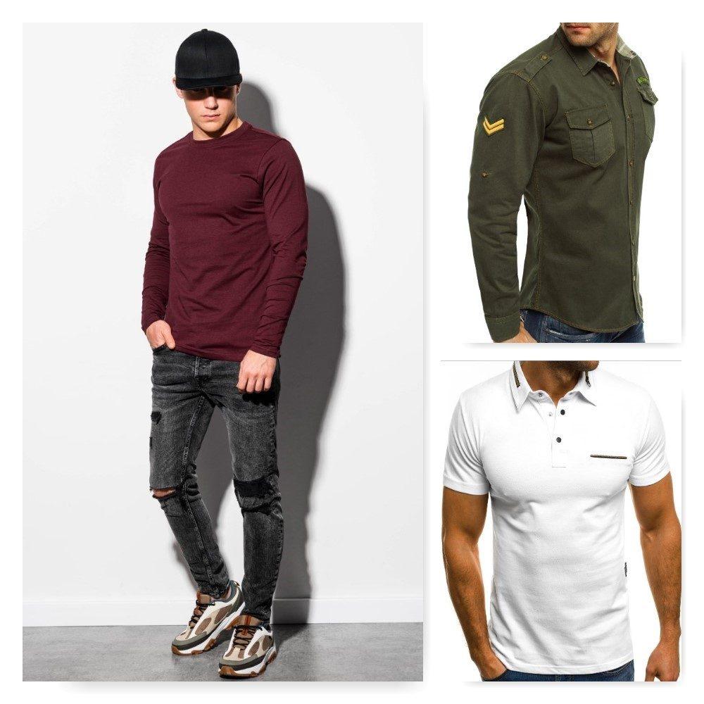 pánsky eshop s moderným pánskym oblečením