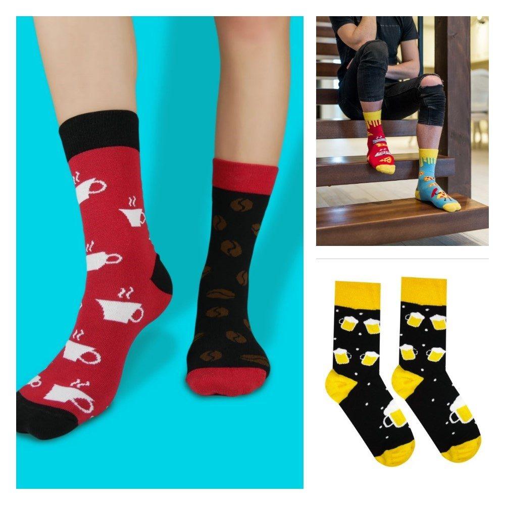 pánske vtipné ponožky