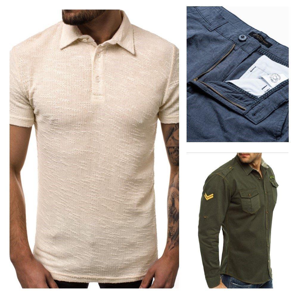 trendy pánske oblečenie