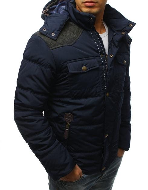 d05d5a327099 Originálna granátová zimná bunda - Budchlap.sk
