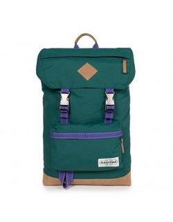 Zelený ruksak na notebook EASTPAK ROWLO  Into Native Green