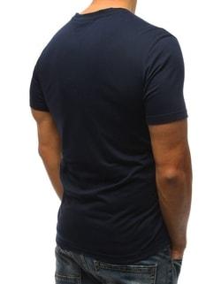 b328b54db7d2 ... Granátové tričko s výraznou potlačou