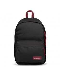Pánsky ruksak čierny EASTPAK BACK TO WORK  Blakout Stripe Red