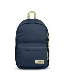 Modrý ruksak EASTPAK BACK TO WORK  Blakout Stripe Icy
