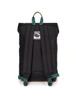 Čierny ruksak na notebook EASTPAK ROWLO  Into Native Black