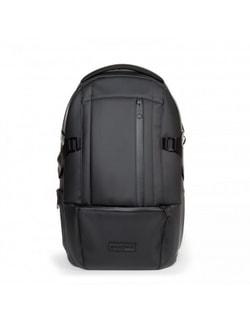 124985fbf2 Doprava zdarma FLOID čierny kožený Steelth batoh ...