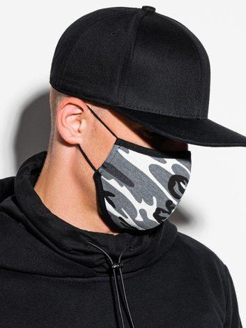 pánske rúško maskáčové