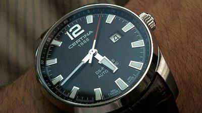 pánske hodinky Certina