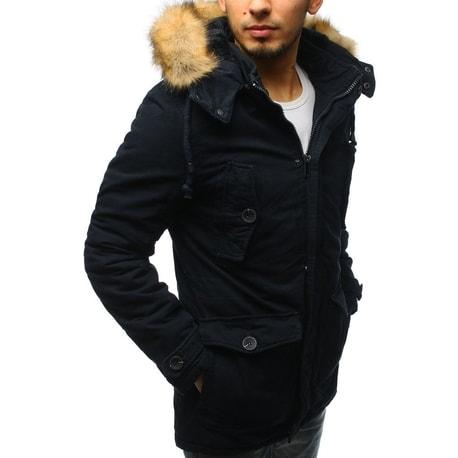 5422013f5a Originálna zimná bunda v granátovej farbe - Budchlap.sk