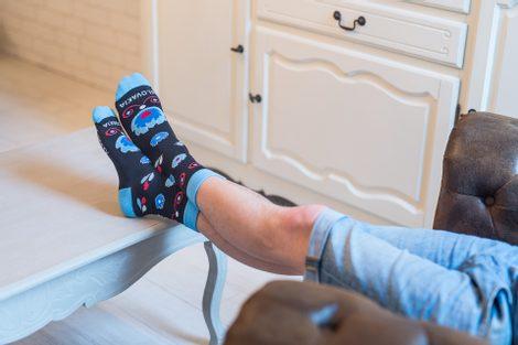 pánske veselé ponožky