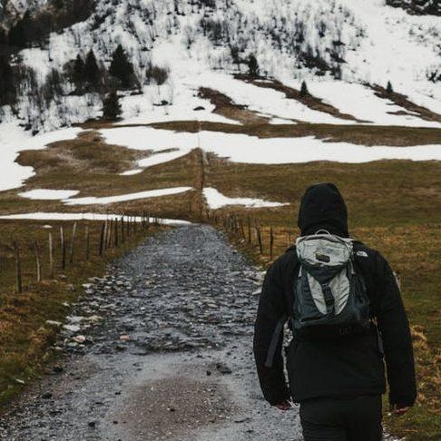 turistika v horách