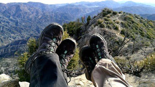 trekingová obuv na turistiku