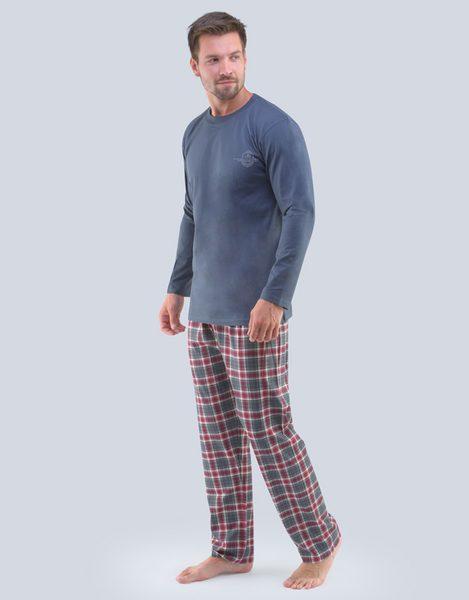 Pánske pyžamo Félix šedý