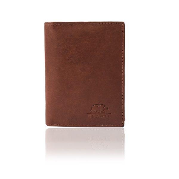 Hnedá pánska peňaženka Bearil D