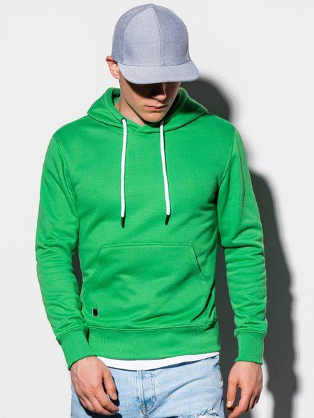 Zelená fantastická mikina B979