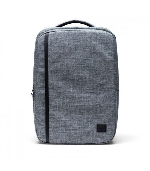 Cestovná taška v šedej farbe Herschel RAVEN X