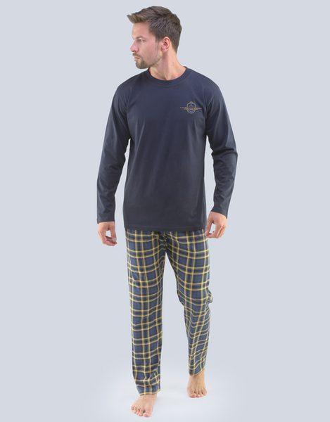 Pánske pyžamo Félix - tmavé