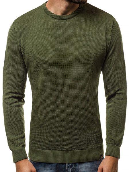 Pánsky zelený sveter B/2433