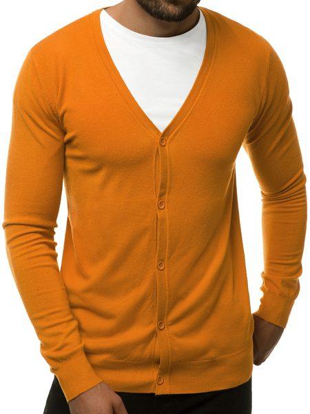 Nádherný sveter v svetlo-kamelovej farbe TMK/YY06/9