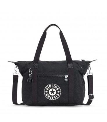 ART NC čierna cestovná taška