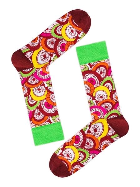 Farebné pánske ponožky 018