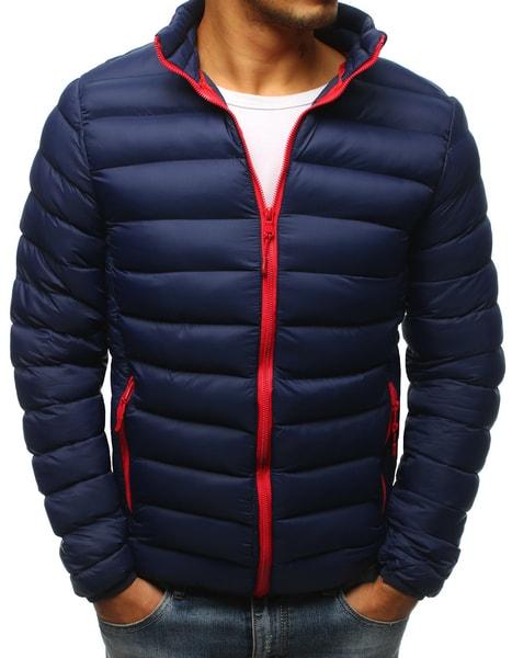Originálna granátová zimná bunda
