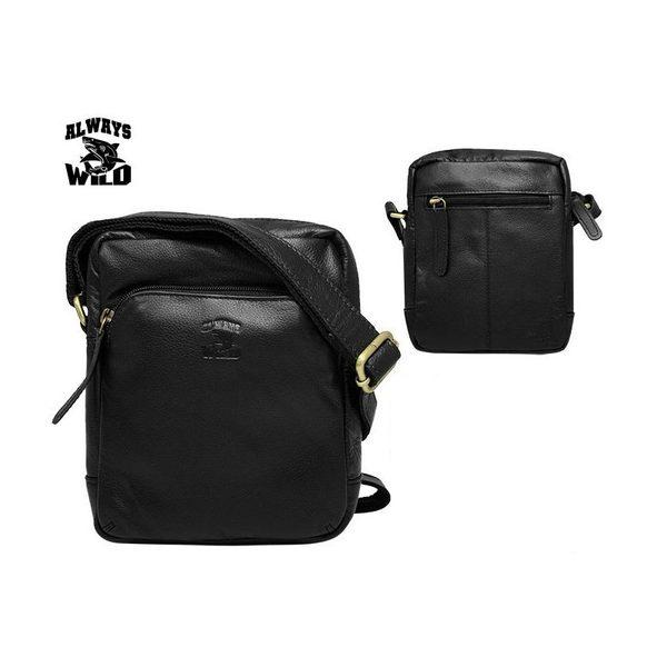 Trendy čierna taška
